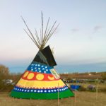 Where we all long to be; awake and doing the right thing (my experience at Standing Rock)
